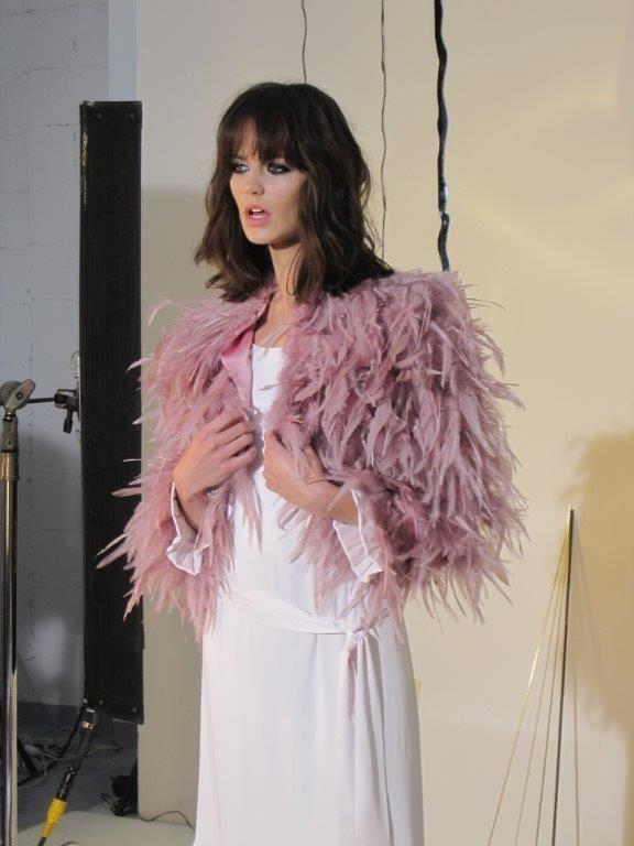 Sesja do kampanii wiosna-lato 2014 Modelka: Marta Dyks