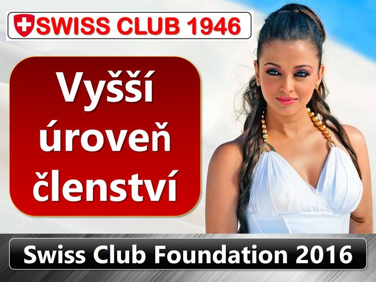 Končí se registrace do SWISS CLUB