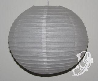Lampion - Wit (30, 40, 50 & 60 cm)