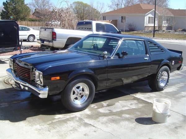 1978 Dodge Aspen RT