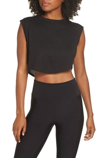 138e3676720ca3 New Alo Echo Muscle Tee - Fashion Women Activewear.   54  from top store