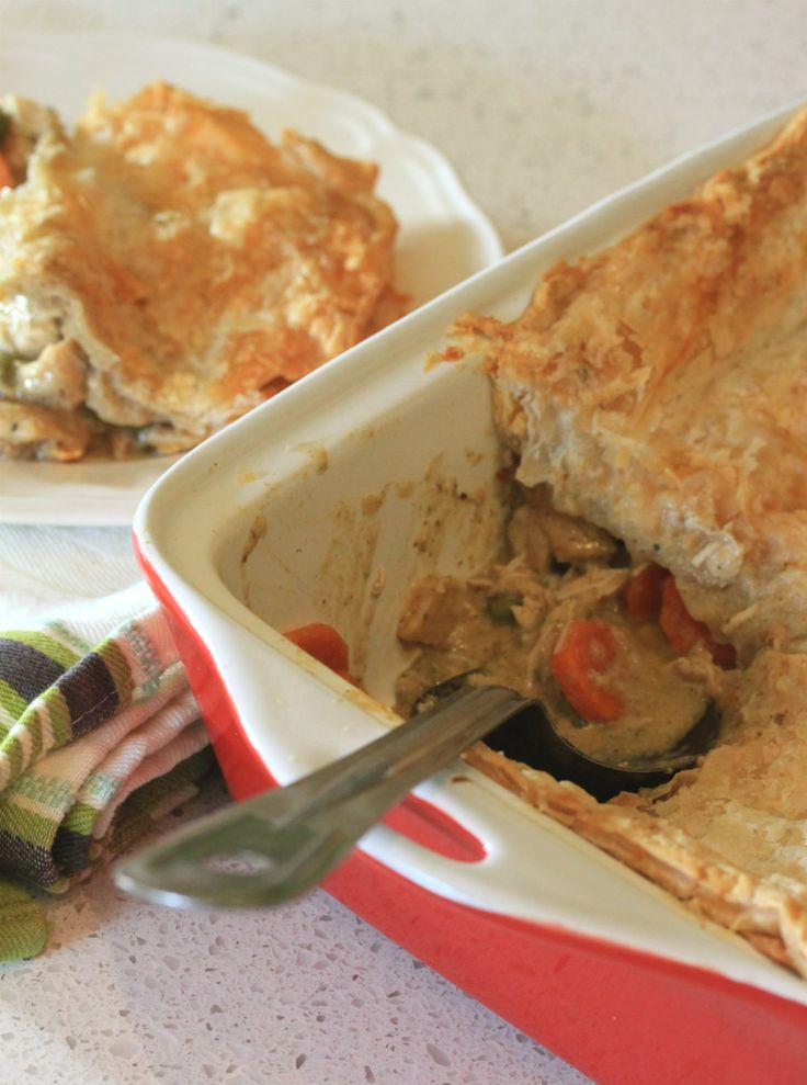 Chicken Pot Pie whole  UPDATE** made tonight..easy and very yummy!