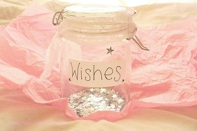 :): Makeawish, Make A Wish, Cute Ideas, Stars, In A Jars, Art Prints, Inspiration Pictures, Pink, Dreams Coming True
