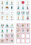 Коммуникационные карточки - важный инструмент в общении с невербальными детьми. В данном наборе вы найдете запрещающие карточки, которые помогают предотвратить или остановить нежелательное поведение, а также карточки, характеризующие различные часто используемые действия.