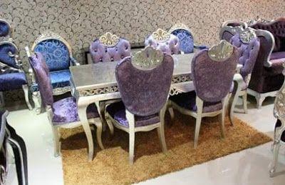Mebel dan Furniture Jepara: Dinning Table Lexurious