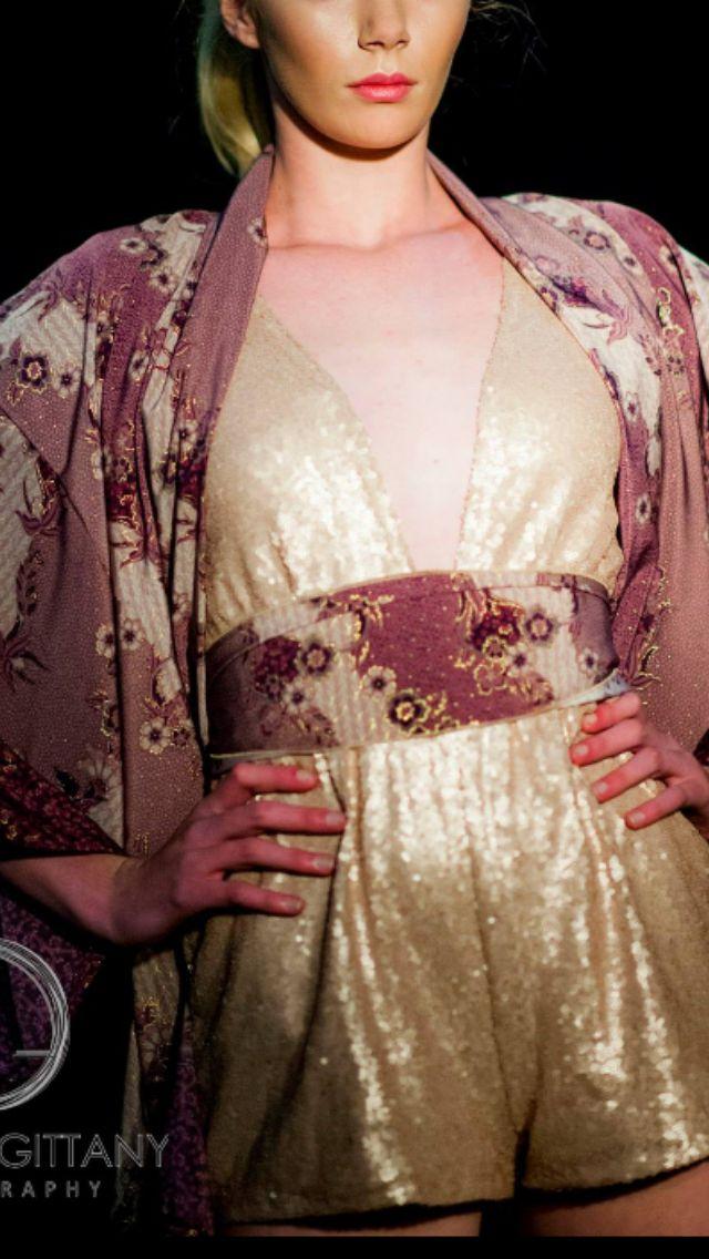 www.silkyjean.com Tassel silk kimono jacket #kimono #jacket #silk #tassel #silkyjean