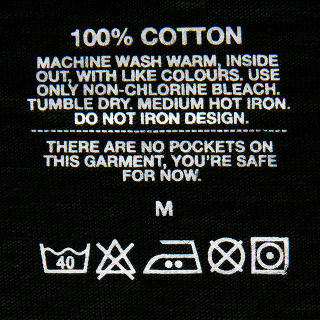 11 best images about t shirt labels and tags on pinterest for T shirt printing and labeling