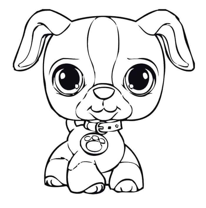 Golden Retriever Puppy Coloring Pages from Puppy Coloring ...