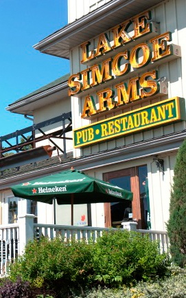 Free Birthday Stuff: Free Birthday Meal at Lake Simcoe Arms in Jacksons Point