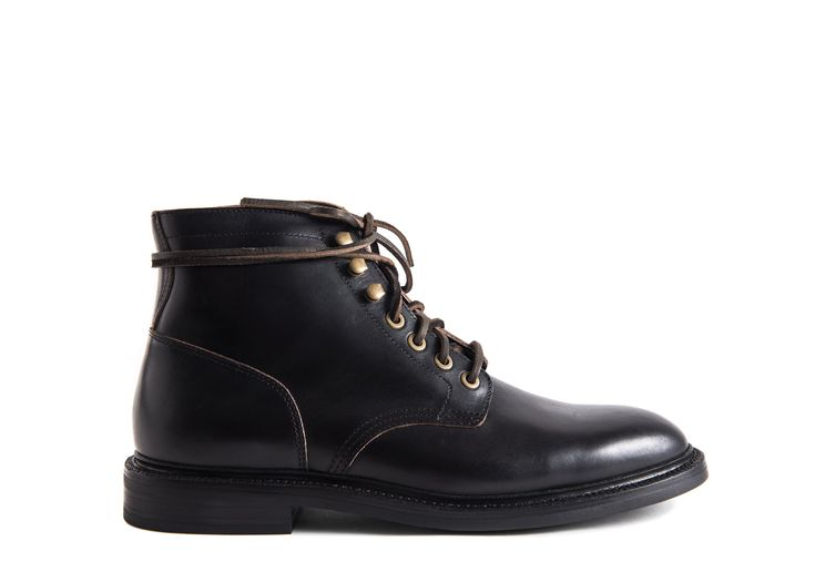 Grant Stone - Men's Goodyear Welt Boots and Shoes