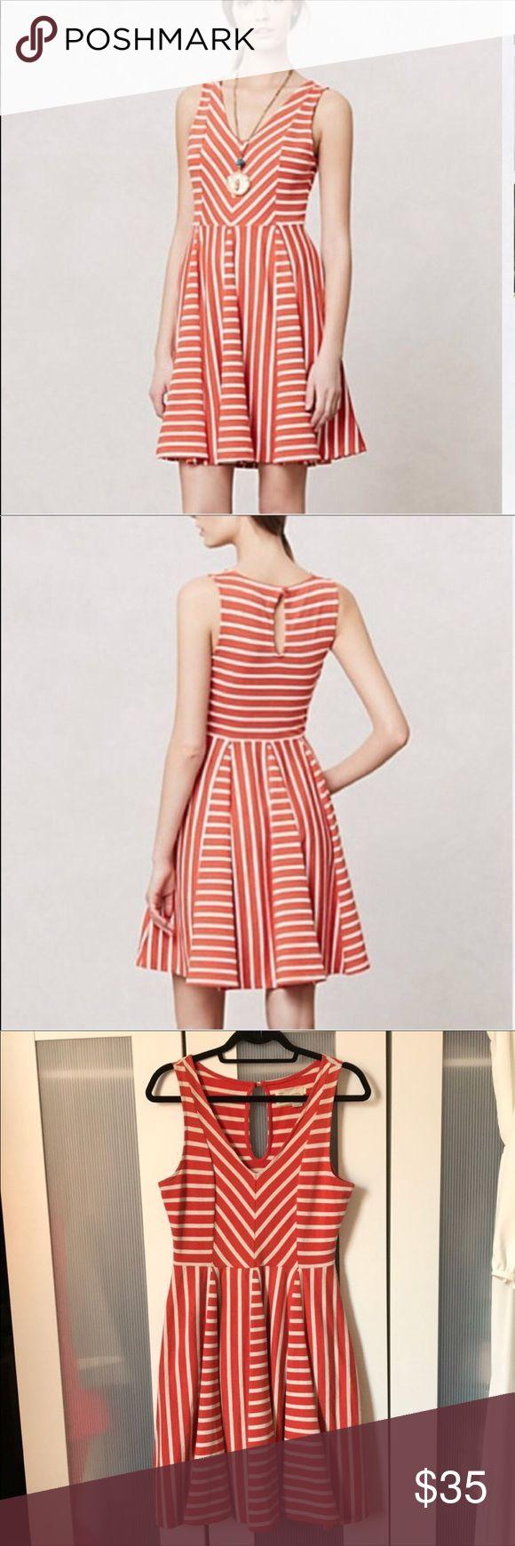 Anthropologie Saturday Sunday Stripe Dress - Small * Anthropologie Dresses Mini