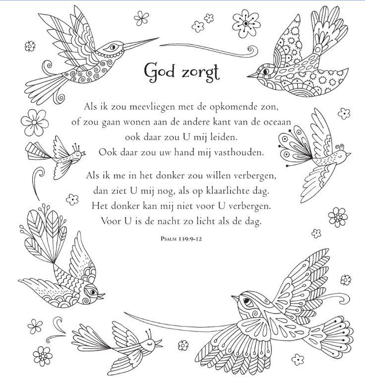 Puur Vandaag | Kleur de psalmen | Puur Vandaag