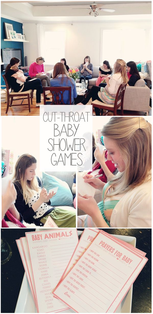 The Busy Budgeting Mama: Baby Shower for my Sister-In-Law
