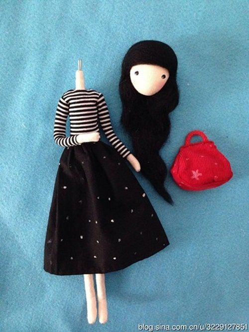 23 best Boneca de Pano Doll images on Pinterest | Wire crafts, Craft ...