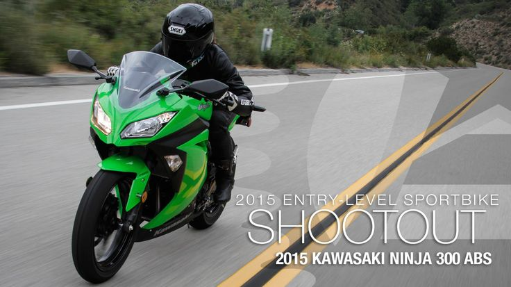 (adsbygoogle = window.adsbygoogle || []).push();  The oldest motorcycle among the entry-level sportbikes tested, the 2015 Kawasaki Ninja 300 ABS faced stiff competition from the likes of Honda, KTM and Yamaha. Read the full comparison:...