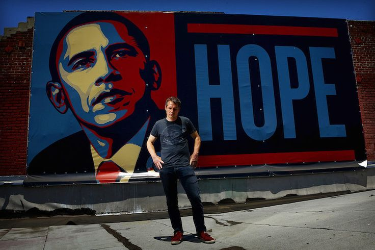 What is Contemporary Art Definition Shepard Fairey