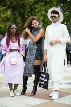 Overheard at London Fashion Week: The most *hilarious* quotes...