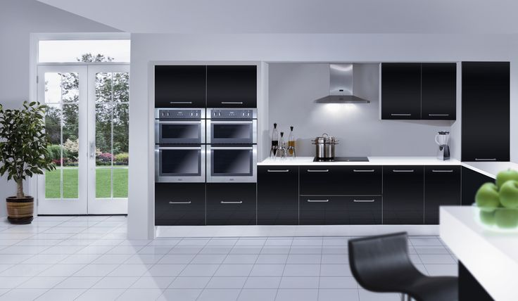 double ovens side by side kitchens | ... new Built-In Oven and Hob Collection…
