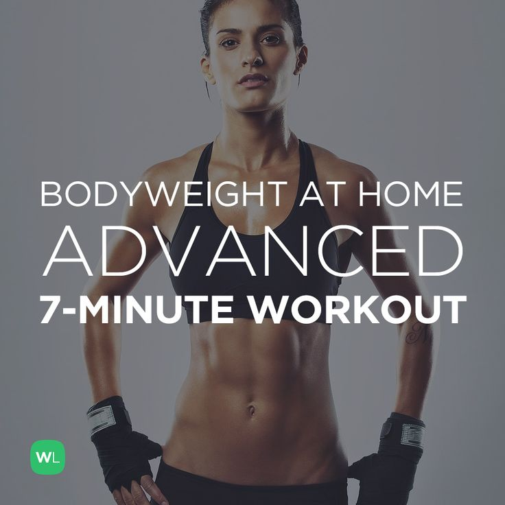 FREE PDF: Bodyweight at Home Advanced 7-Minute Workout for Men and Women – visit http://wlabs.me/1DQLTjp to download!
