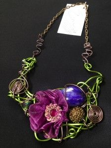 Green Meadows Necklace
