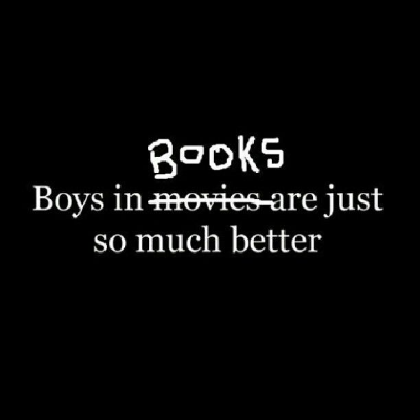 Book Boys, all I have to say.