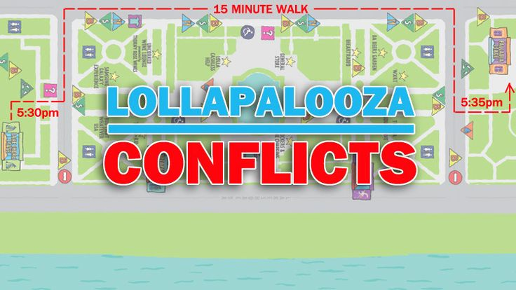 Today, Lollapalooza released the complete schedule for its 2015 festival in Grant Park. We already knew that Friday, July 31, was overstuffed with great...