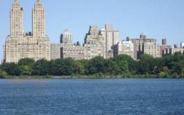 New York (parte prima)  La protagonista di una delle serie tv più amate degli anni '90, Sex and the City, in una puntata