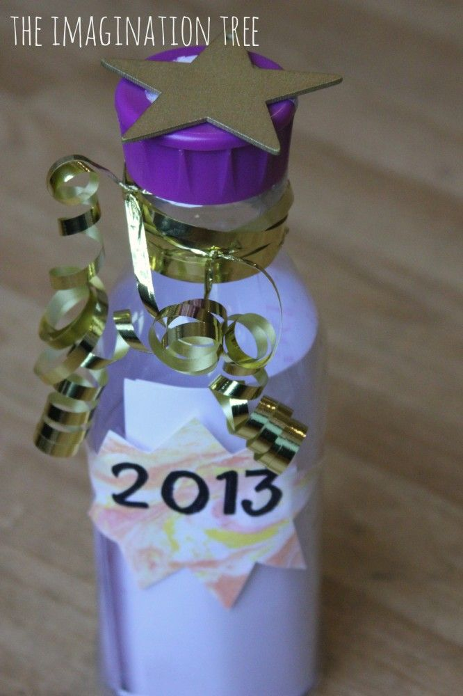 Create a fun family keepsake with kids for the New Year with this simple time capsule idea, filled with memories, drawings and fun questionnaires! This is a really fun activity for the New Year period and is easy for everyone to get involved.
