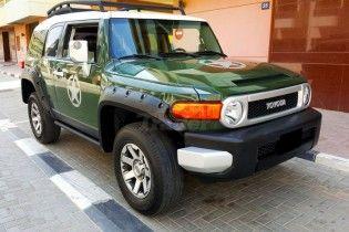 Toyota FJ Cruiser 2015 For Sale | Auto Trader UAE