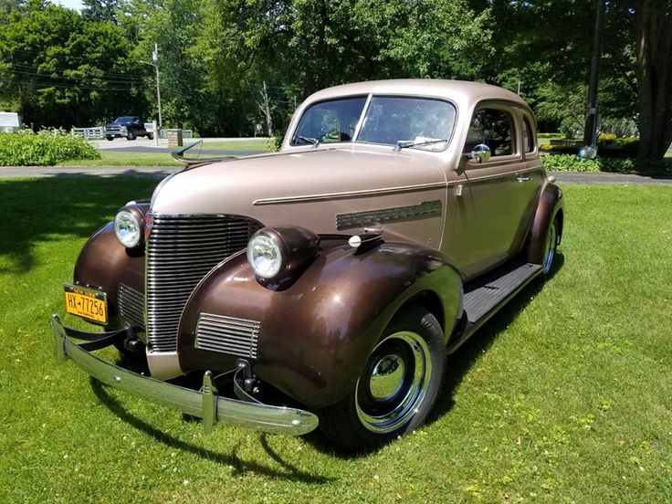 1939 chevrolet master 85 business coupe wellsville ny