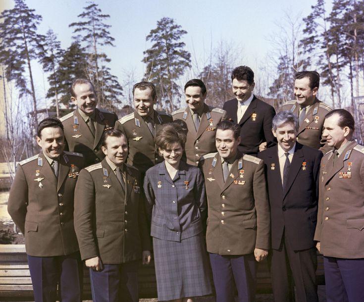 soviet astronauts - photo #34