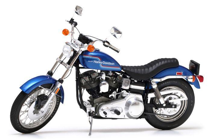 Tamiya 16039 Harley-Davidson® FLH 1200 Super Glide®