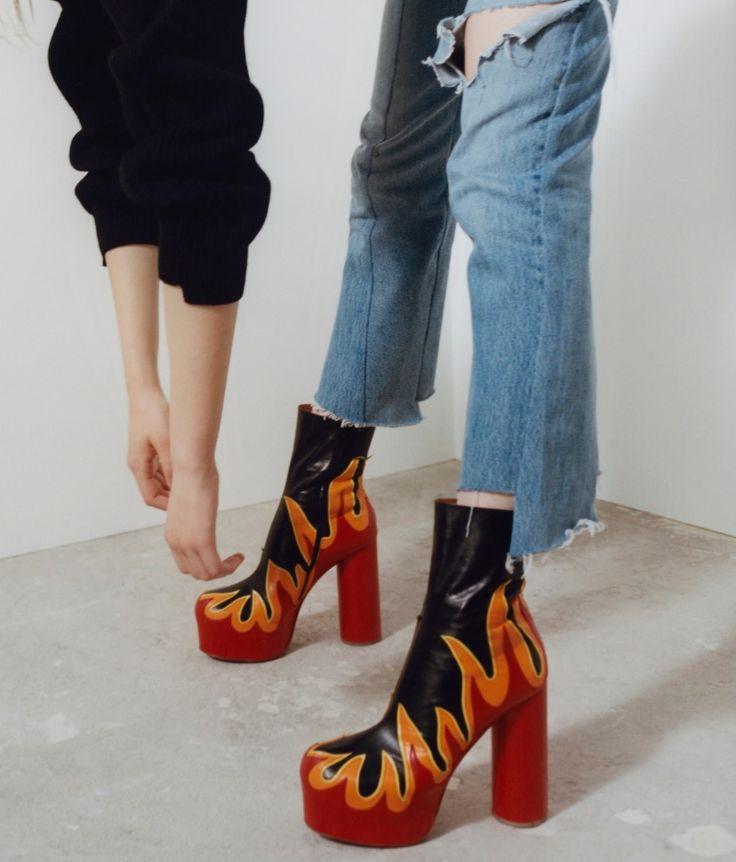"""punk-puke: """" dream shoes """""""
