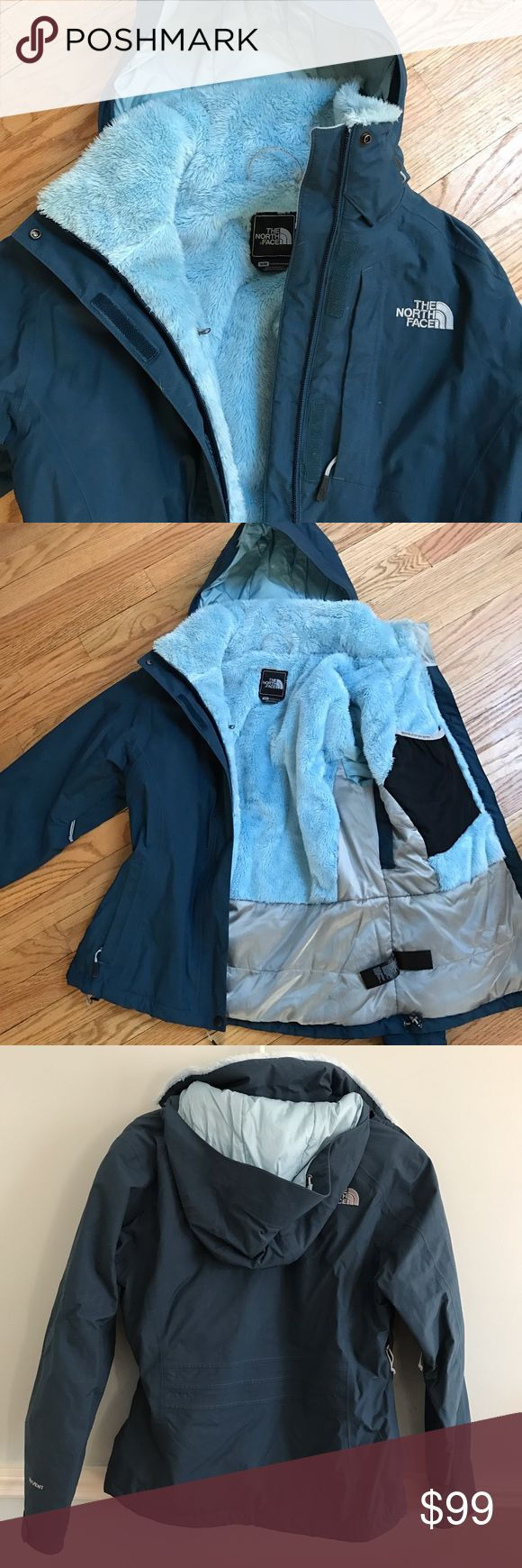 North Face Hyvent women's winter coat, med Warm jacket in excellent condition North Face Jackets & Coats