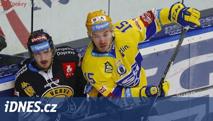 Zlínští hokejisté věří, že se s oblíbeným sokem zvednou