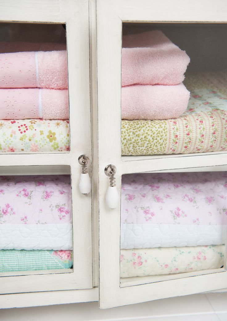 towels | Bathroom | Pink | Quilt