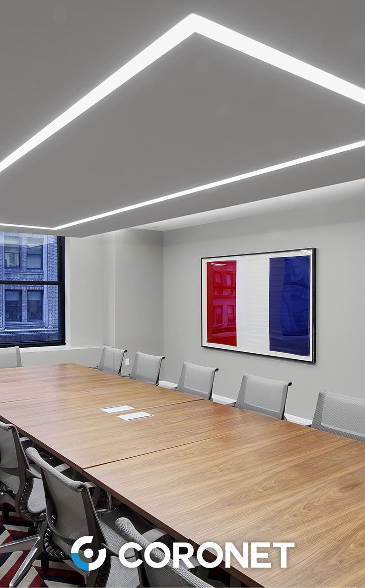 Our Ls4 Recessed Luminaires Moved Into The Tommy Hilfiger