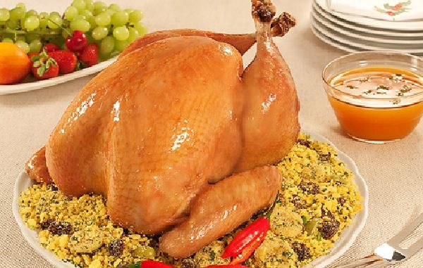 O Tempero para Aves (Frango, Chester e Peru) é prático, econômico e vai deixar o seu assado muito saboroso e suculento. Experimente! Veja Também:Peru Rech