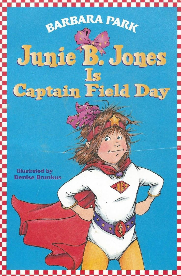 14 best Junie B. Jones images on Pinterest | Barbara park, Guided reading and School projects