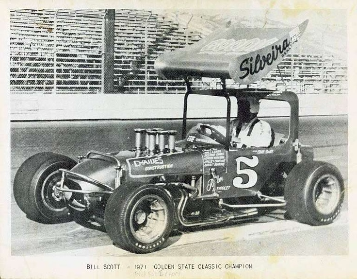 Supermodified Car For Sale In: 60'-70's Vintage Oval Track Modifieds