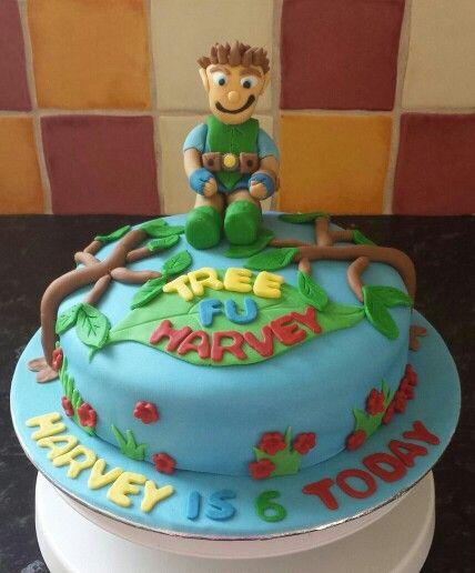 Tree Fu Tom cake