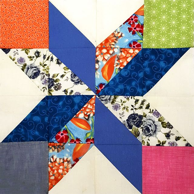 TENNESSEE STAR: TUTORIAL PATCHWORK. | Les Antònies