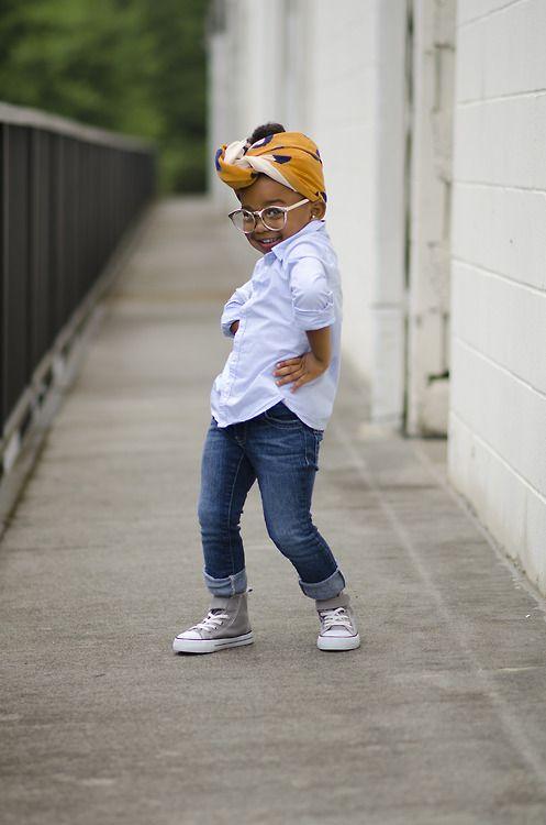 Amazing little kid style! via Arianna Elizabeth photography.