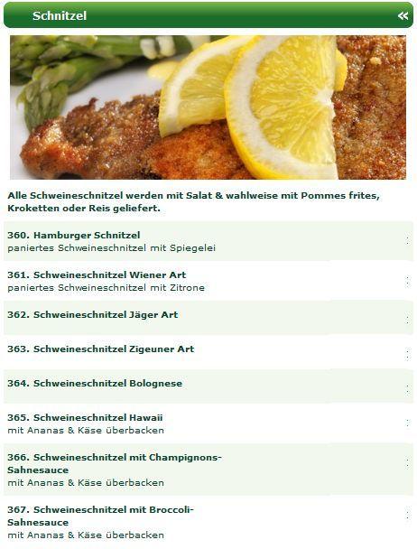 Wer gerne ein gutes Schnitzel essen möchte, muss sich längst nicht mehr hinter den eigenen Herd stellen. Der Schnitzel Lieferservice Stralsund bietet Ihnen auf seiner Schnitzel Speisekarte Stralsund eine große Auswahl an ausgezeichneten Schnitzel Klassikern. http://pizzastralsund.wordpress.com/2012/09/06/leckere-schnitzel-spezialitaten-in-18435-stralsund-beim-schnitzel-lieferservice-bestellen/