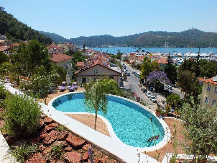 Hotel Unique, #Fethiye - Swimming Pool Area