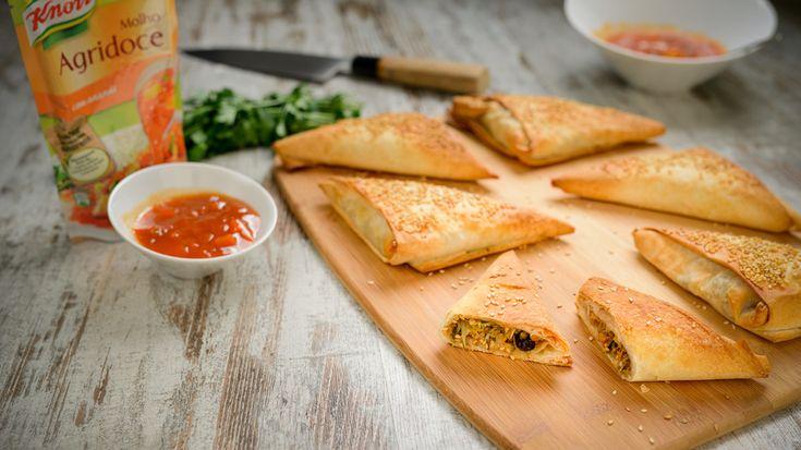 Sai mais uma travessa para a mesa da casa! Veja como é tão simples preparar uma refeição ou uma entrada para muitas pessoas.