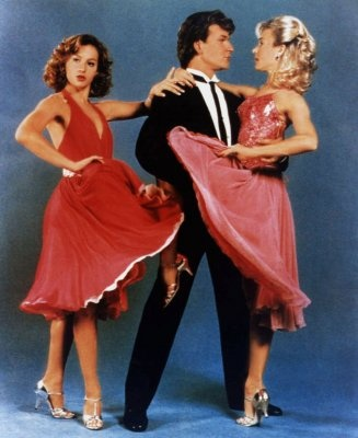 Dirty Dancing (1987) - Patrick Swayze, Jennifer Grey, Cynthia Rhodes - this is one of my favorite movies