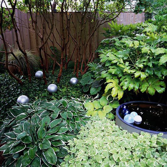 17 ideas about shade landscaping on pinterest shade for Pond shade ideas