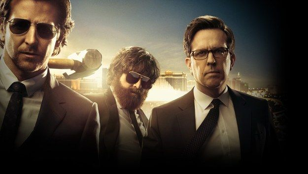 6 That Makes Us Say 'yes' To 'The Hangover Part III'  The Hangover' series has been one hell of a ride if you talk about 'the wolf pack' madness. And the last installment of this series gives us quite the same thrill. Know why you should watch this one.