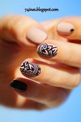 Oktober Nail Art   – Cool Nails and Toes!